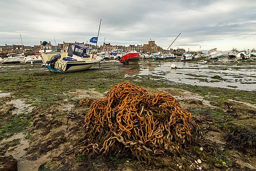 Barfleur Low Tide by John Daly