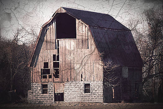 Barn at St. Michaels by Sheryl Bergman