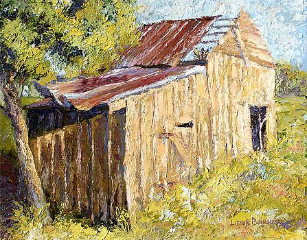 Barn Door by Lewis Bowman