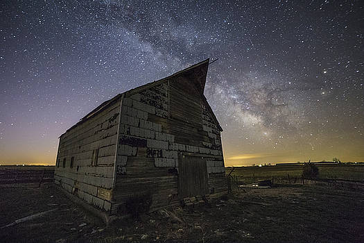 Barn IX by Aaron J Groen