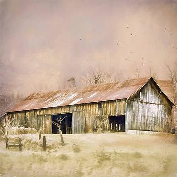 Barn by Kathy Jennings