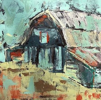 Barn by Susan E Jones