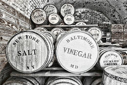 Barrels by Victor Montgomery