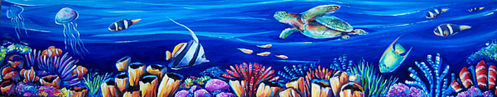 Barrier Reef by Deb Broughton