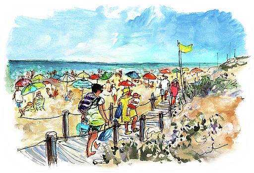 Miki De Goodaboom - Barril Beach 02