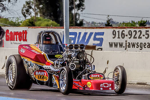 Bars Leak Racer by Bill Gallagher