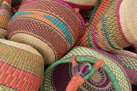Baskets by Bob Stevens