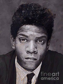 Basquiat by Joe Roache
