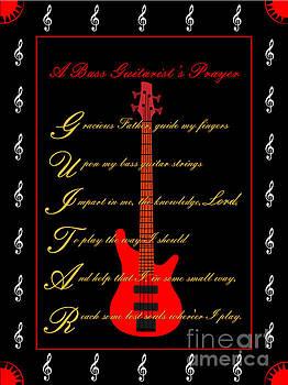 Bass Guitar_2 by Joe Greenidge