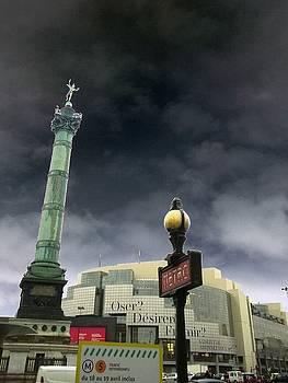 Bastille by Paris Color