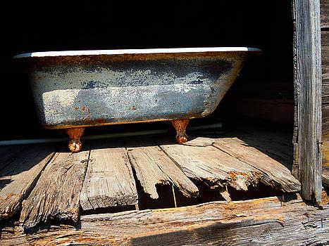 Bath Weight Limit by Joy Tudor
