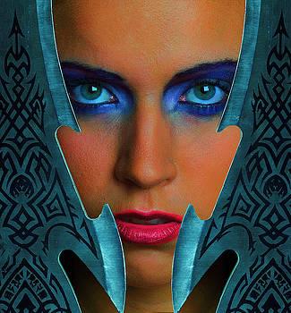 Battlemaid by Dean Bertoncelj