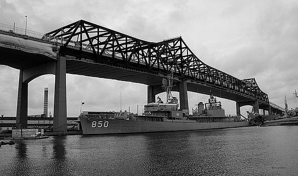 David Gordon - Battleship Cove Panorama