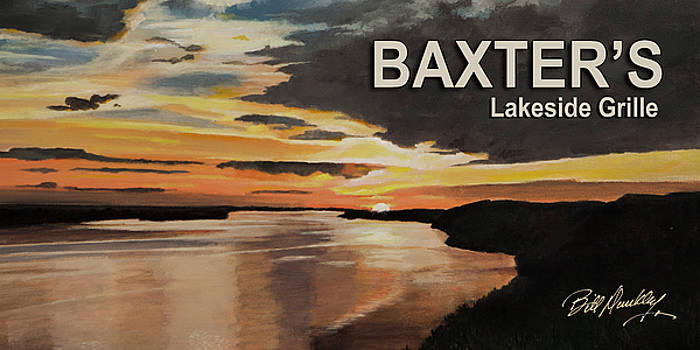 Baxters lakeside Grille by Bill Dunkley