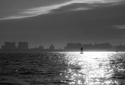 Bay Reflections by Antonio Gruttadauria