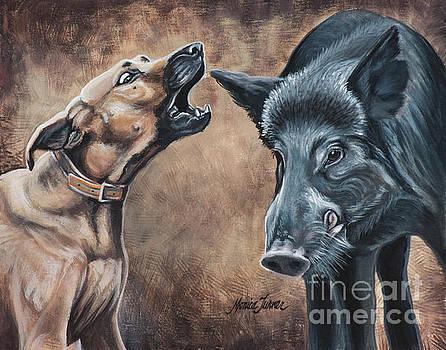 Baydog by Monica Turner