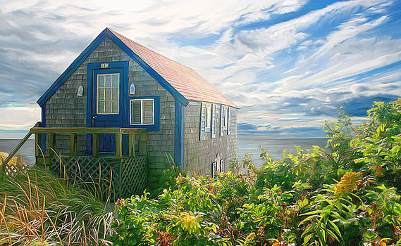 Bayside Retreat by Sue  Brehant