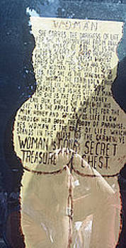 Bdeauty of a Woman by The Signs Of The Times Collection