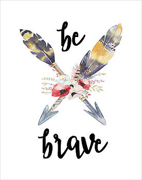 Be Brave by Jaime Friedman