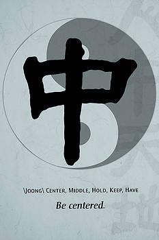 Be Centered by John Fotheringham
