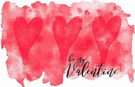 Be my Valentine by Pam  Holdsworth