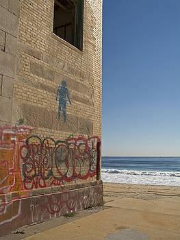 Beach Art by Andrew Kazmierski