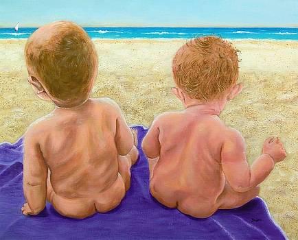 Beach Babies by Susan DeLain