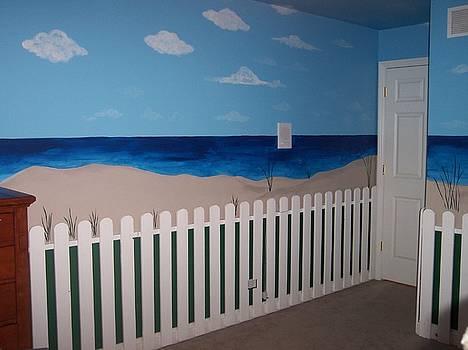 Anna Villarreal Garbis - Beach Bedroom 4