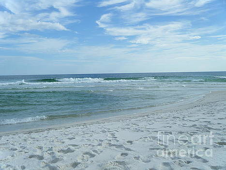 Beach Day by Janice Spivey