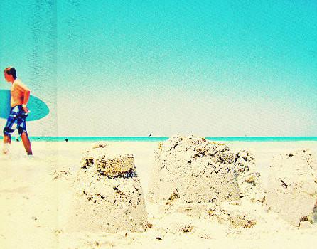 Beach Day by Jessica Palotas