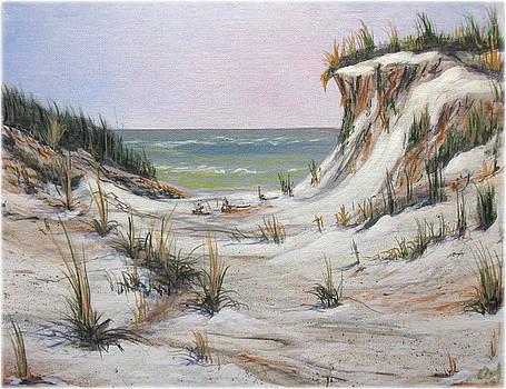 Beach Day by Kenneth McGarity