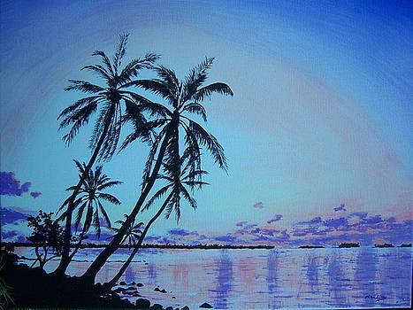 Beach Dream by Ken Day