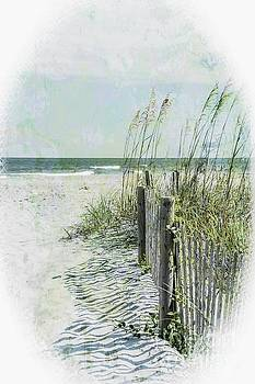 Beach Dreaming by Debbie Green