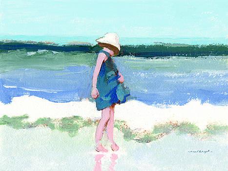 J REIFSNYDER - Beach Girl