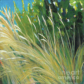 Beach Grass 1 by Melody Cleary