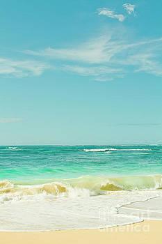 Beach Love Maui Style Hawaii by Sharon Mau