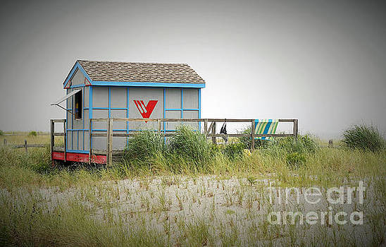 Beach Shack by Denise Pohl