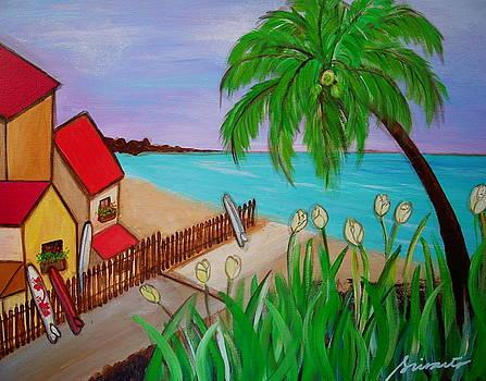 PRISTINE CARTERA TURKUS - ON THE BEACH SIDE