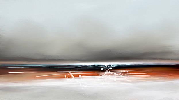 Beach Storm by Anthony Fishburne