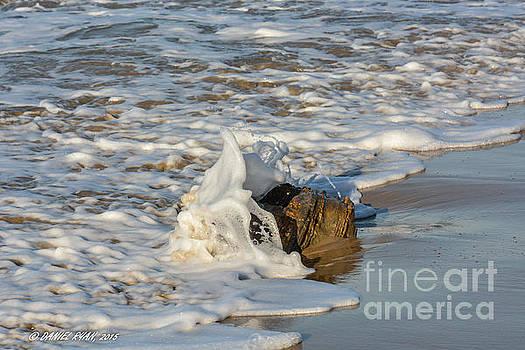 Beach Texture one by Daniel Ryan