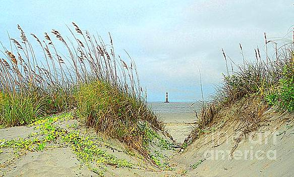 Beach View by Kathleen Struckle