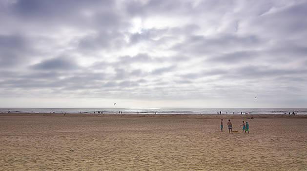 BeachscapeA by Joseph Hollingsworth
