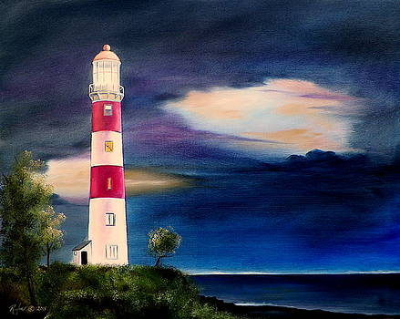 Beacon of Hope II by RB McGrath