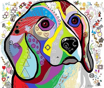 Beagle by Eloise Schneider