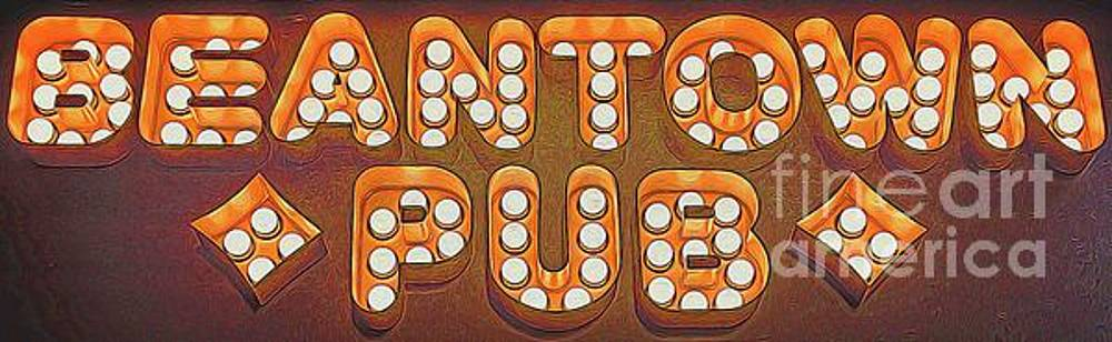 Beantown Pub by Charles Dobbs