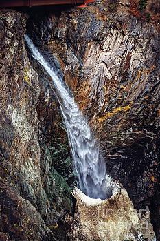 Bear Creek Falls, Colorado by Joan McCool