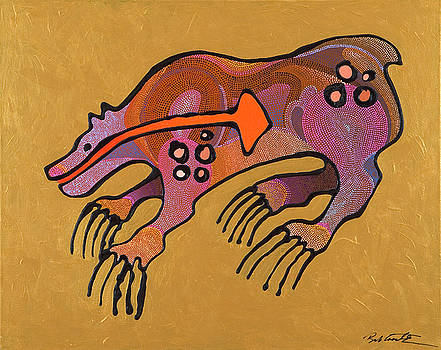 Bear Deity by Bob Coonts
