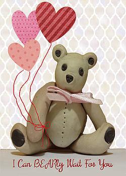 Bear for Your Valentine by Rosalie Scanlon
