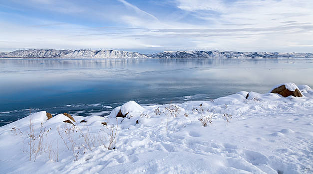 Bear Lake Beauty by David Millenheft