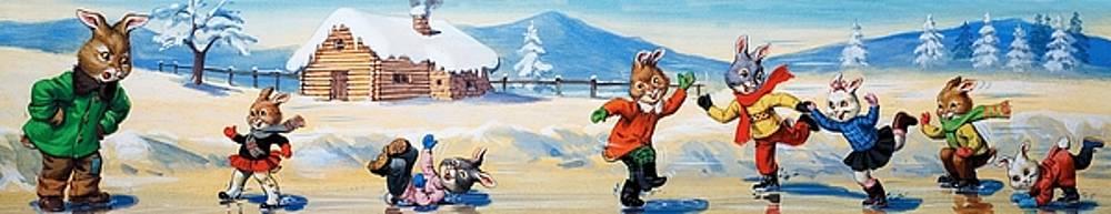 Virginio Livraghi - Bear Rabbit